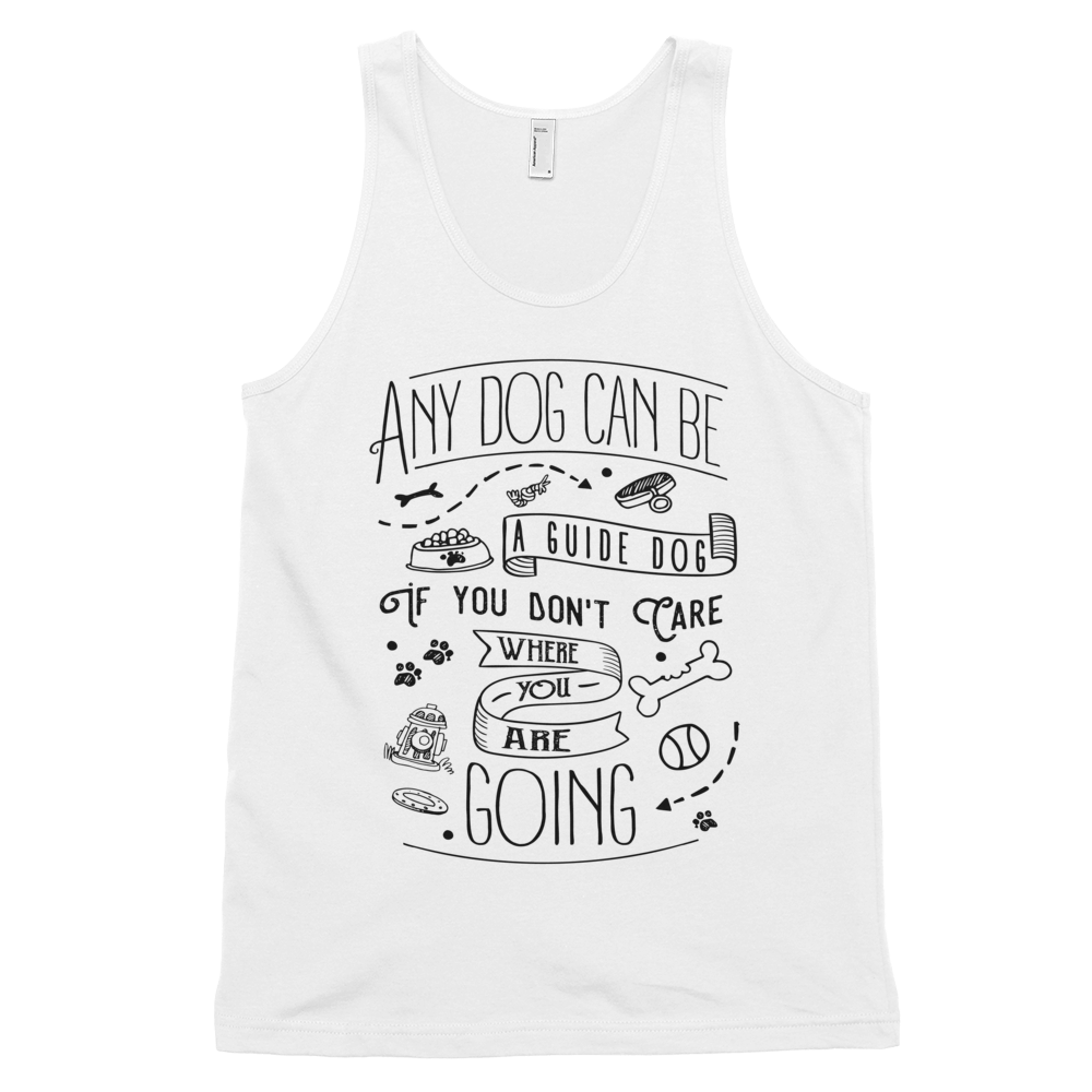 Guide Dog Tank Top