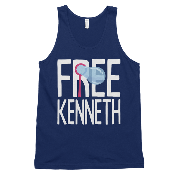 Free Kenneth - Tank Top