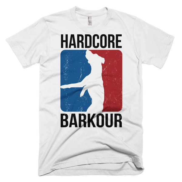 Hardcore Barkour - T-Shirt
