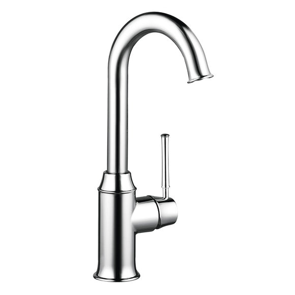 Hansgrohe Talis C Single Handle Bar Faucet in Chrome