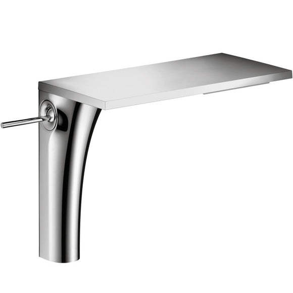 Hansgrohe AXOR Massaud Single-Hole Tall Faucet in Chrome - SpeedySinks