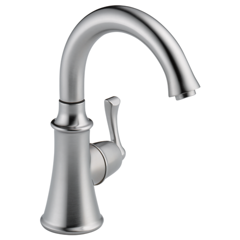 Delta Traditional Beverage Faucet in Arctic Stainless - Chariotwholesale