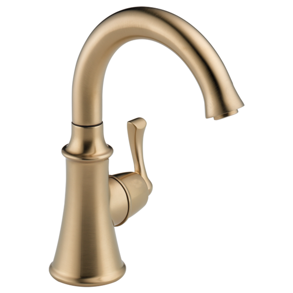 Delta Traditional Beverage Faucet in Champagne Bronze - SpeedySinks