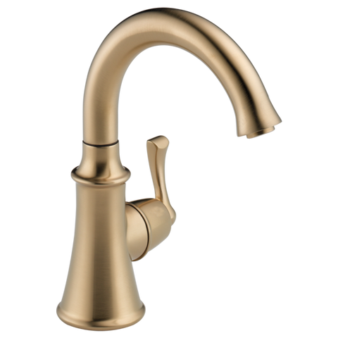 Delta Traditional Beverage Faucet in Champagne Bronze