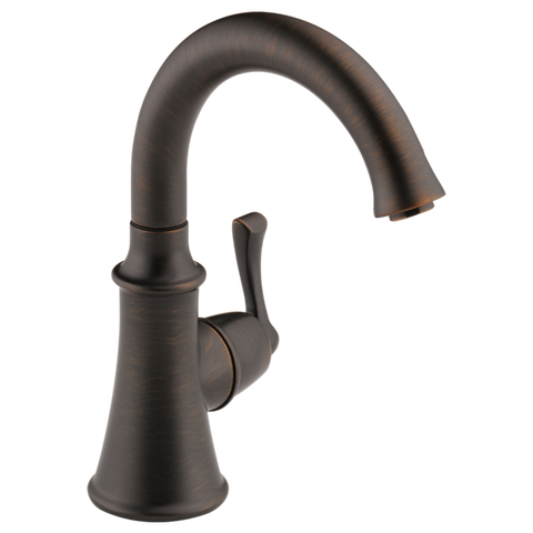 Delta Traditional Beverage Faucet in Venetian Bronze - SpeedySinks