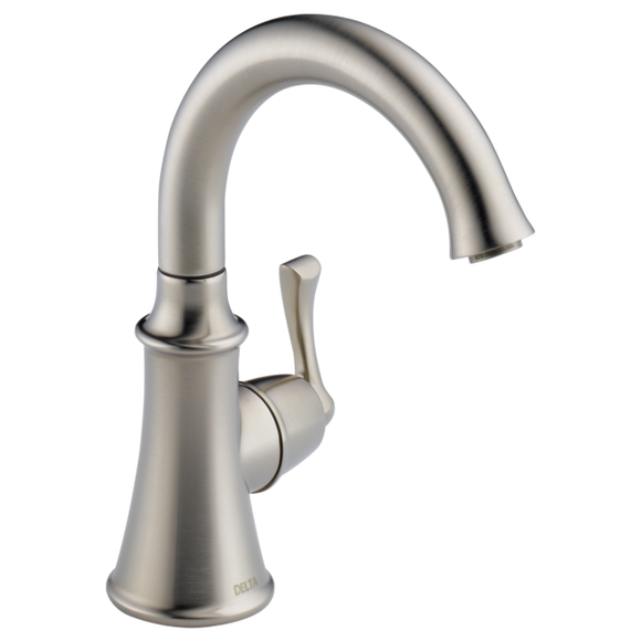 Delta Traditional Beverage Faucet in Stainless - SpeedySinks