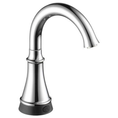 Delta Traditional Beverage Faucet with Touch2O Technology in Chrome - SpeedySinks
