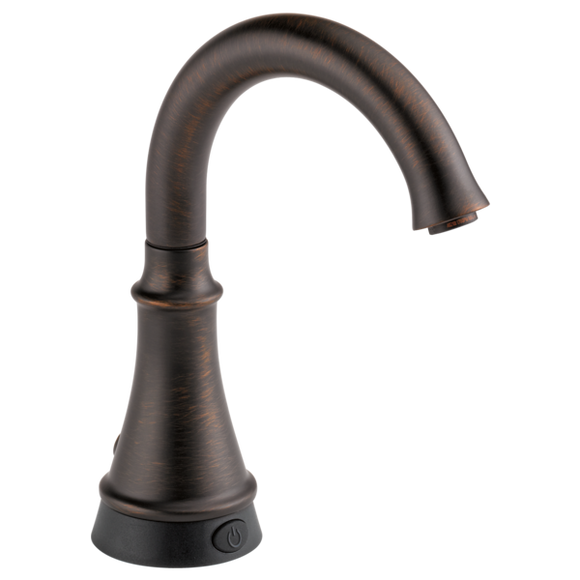 Delta Traditional Beverage Faucet with Touch2O Technology in Venetian Bronze - SpeedySinks
