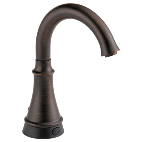 Delta Traditional Beverage Faucet with Touch2O Technology in Venetian Bronze - Chariotwholesale