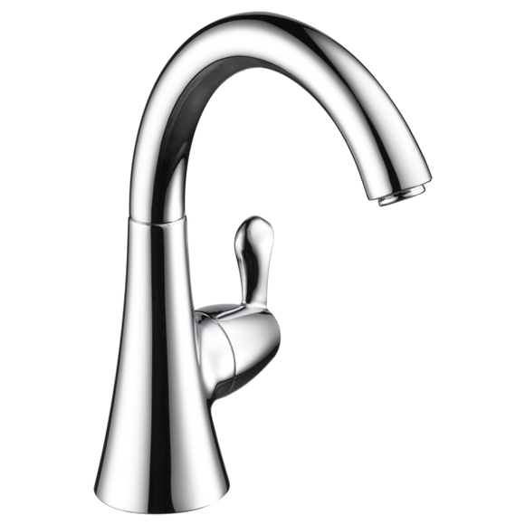 Delta Transitional Beverage Faucet in Chrome