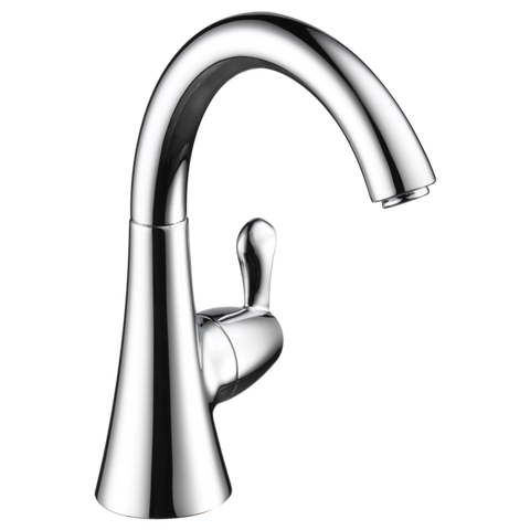 Delta Transitional Beverage Faucet in Chrome - SpeedySinks