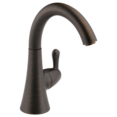 Delta Transitional Beverage Faucet in Venetian Bronze - SpeedySinks