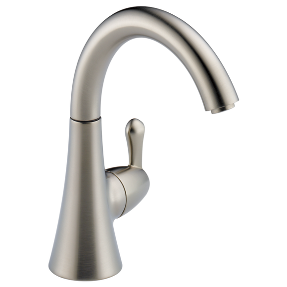 Delta Transitional Beverage Faucet in Stainless