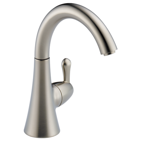 Delta Transitional Beverage Faucet in Stainless - SpeedySinks
