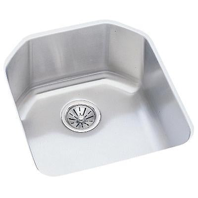 Elkay ELUH1618 Harmony ( Lustertone ) Undermount Stainless Kitchen or bar Sink - SpeedySinks