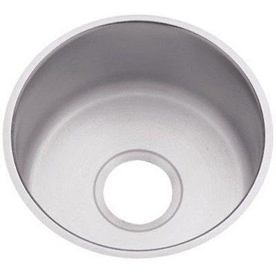 Elkay Revere RCFU12FB Stainless Steel Single Bowl Undermount Bar Sink - SpeedySinks