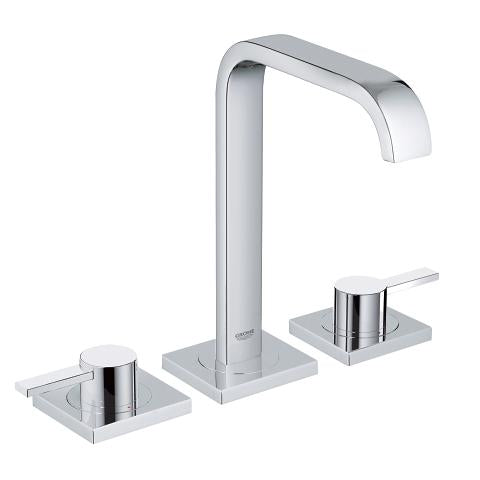 "Grohe Allure 8"" Widespread Two-Handle Bathroom Faucet M-Size"