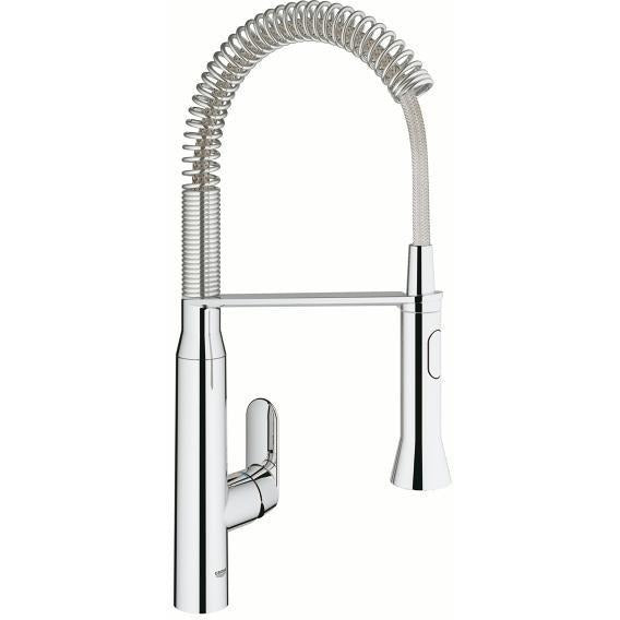 Grohe 31380000 K7 Chrome Single-lever sink mixer 1/2