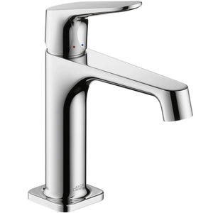 Hansgrohe AXOR Citterio M Single-Hole Faucet in Chrome - SpeedySinks