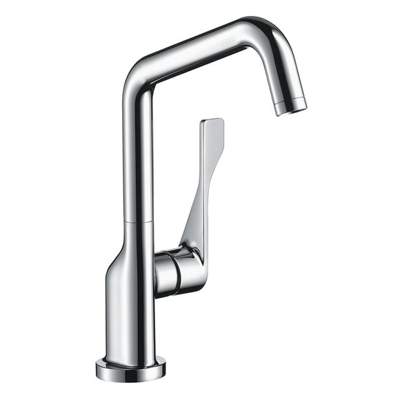 Hansgrohe Axor Citterio 1-Spray Kitchen Faucet in Chrome