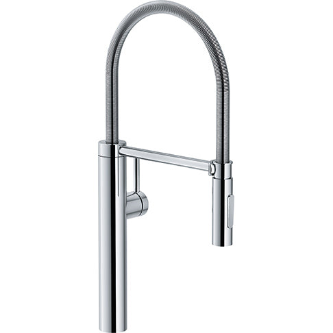 Franke Pescara FFPD4300 Polished Chrome Kitchen Faucet