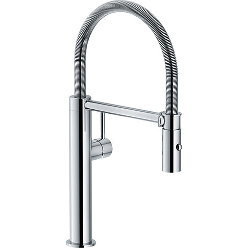 Franke Pescara FFPD4400 Polished Chrome Bar/Prep Faucet - SpeedySinks
