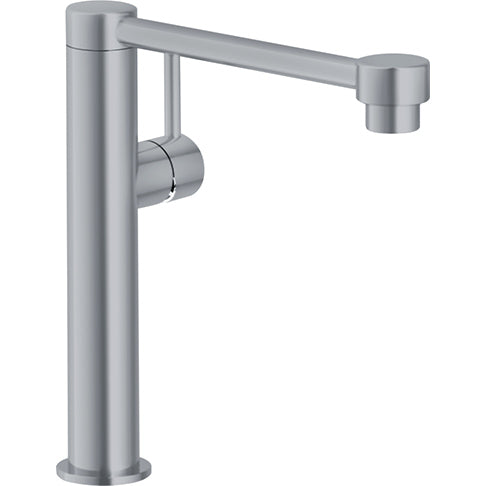 Franke Pescara FFP4480 Satin Nickel Bar/Prep Faucet - SpeedySinks