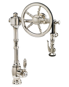 Waterstone The Wheel Pulldown Faucet - SpeedySinks