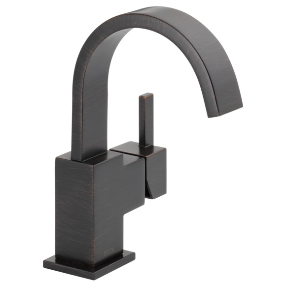 Delta Vero Single Handle Lavatory Faucet in Venetian Bronze