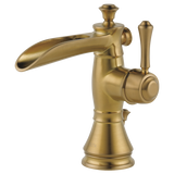 Delta Cassidy Single Handle Channel Lavatory Faucet