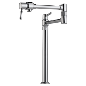 Brizo Euro Deck Mount Pot Filler in Chrome - SpeedySinks