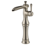 Delta Cassidy Single Handle Channel Vessel Lavatory Faucet