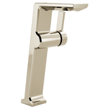 Delta Pivotal Single Handle Vessel Lavatory Faucet in Chrome - SpeedySinks