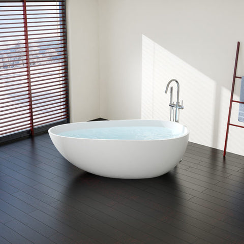 Badeloft Freestanding Bathtub BW-01-L - SpeedySinks