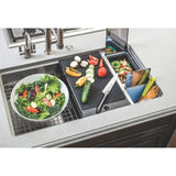 Franke Chef Center CUX11018-W Stainless Steel Kitchen Sink