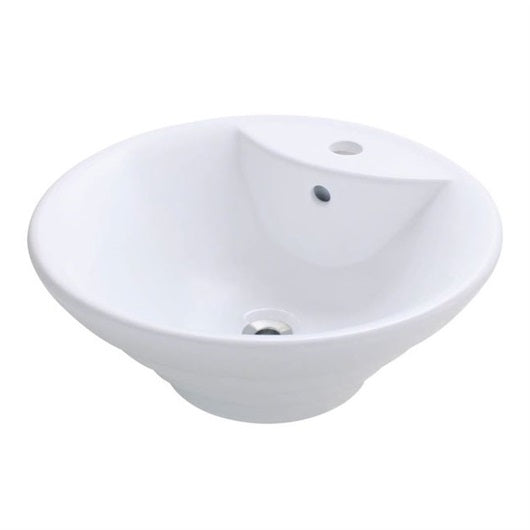 Capella Porcelain Vessel Sink - SpeedySinks