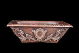 Dion Bronze Bathroom Sink - SpeedySinks
