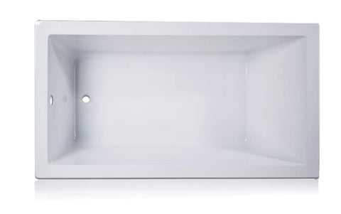 "Oasis Devon Drop-In 72"" Bathtub"