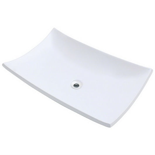 Draco Porcelain Vessel Sink - SpeedySinks