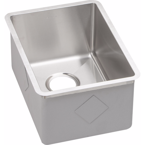 Elkay ECTRU12179 Crosstown Stainless Steel Single Bowl Undermount Bar Sink - SpeedySinks