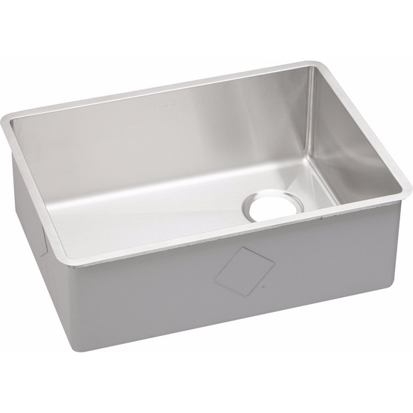 Elkay ECTRU24179R Crosstown Stainless Steel Single Bowl Undermount Kitchenette/Laundry Sink - SpeedySinks