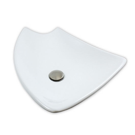 Oasis Fission Porcelain Vessel Sink - SpeedySinks