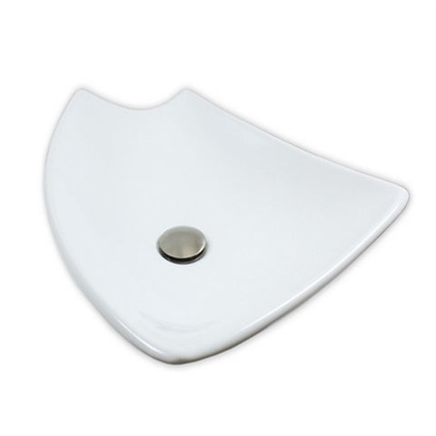 Fission Porcelain Vessel Sink - SpeedySinks