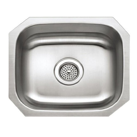 Presidential Grant Premium Bar 18 Gauge Undermount Stainless Steel Sink - SpeedySinks
