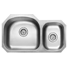 Hamilton Presidential 18 Gauge Undermount Sink - SpeedySinks