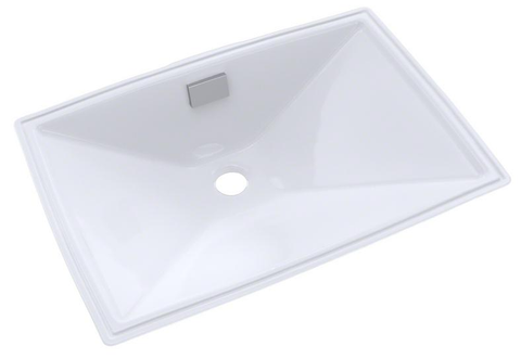 Oasis Dorado White Bathroom Porcelain Sink