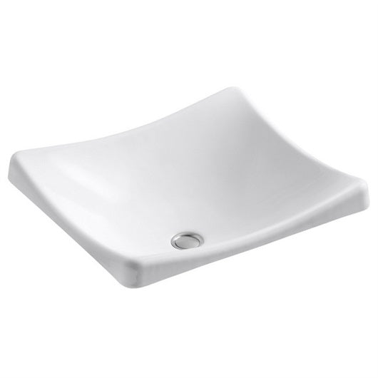 Oasis Lacerta Bathroom Porcelain Sink - SpeedySinks