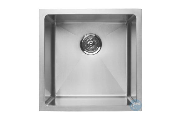Master Chef Nimes Radial Stainless Steel Bar/Utility Sink - SpeedySinks