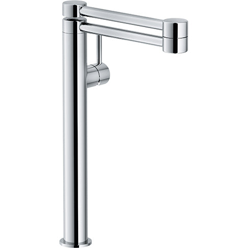 Franke Pescara PFD4400 Polished Chrome Deck Mounted Pot Filler