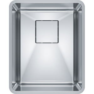 Franke Pescara PTX110-14 Stainless Steel Sink